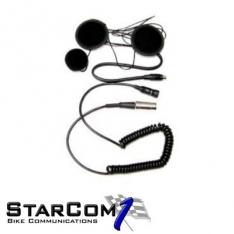Starcom GH-004 headset voor Harley en Goldwing rijders-0