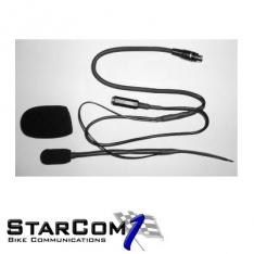 Starcom PP-06 headset voor open/systeemhelm-0