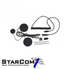 Starcom SH-004 headset voor gesloten helm-0