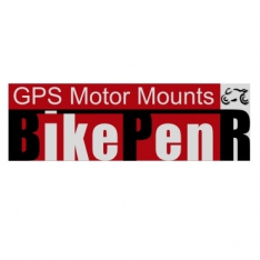 Bike PenR gps mounts