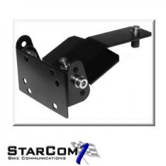Starcom1 Suzuki Burgman 400 gps mount-0