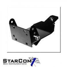 Starcom1 Suzuki Burgman 650 gps mount-0