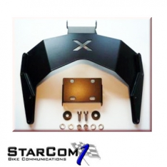 Starcom1 Honda Cross Tourer gps mount-0