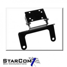 Starcom1 Kawasaki KLV1000 gps mount-0
