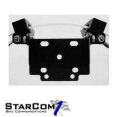 Starcom1 Honda VFR1200 Gps mount-0