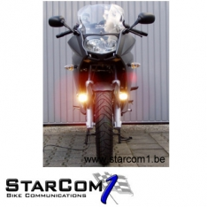 BMW F800ST halogeenverlichting met autoswitch MB 1075-0