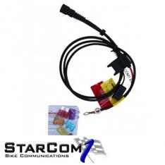 Gerbing accu kabel met zekeringen-0