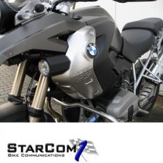 BMW R1200GS 2008-2013 mist-/rijledlampen met deflector mb1130-0