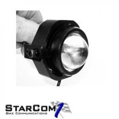 Starcom 15 Watt ledlampen met automatische ingebouwde stoboscoop-0