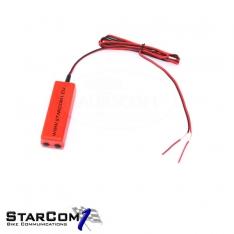 Autocom stroomkabel met filter artikel 2439a-0