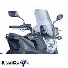 Puig Honda NC700X vanaf 2012 5992 Licht getint-0