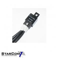 Universele Relay 30Amp met kabelboom en zekering-0