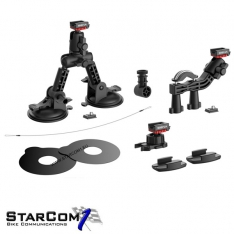 Sena SCA-A200 Motor mount kit QRM Systeem-0