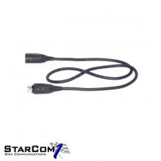 Autocom 7 pins male/female artikel 2134-0