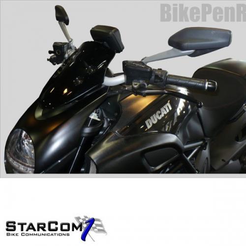 Ducati Diavel Roadster Windschield  S-R145 + A08-2011