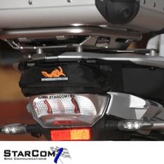 Opbergtasje voor onder de bagagedrager BMW R1200GS LC art.gsemocbgs17/lc-0