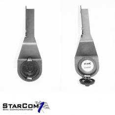 Dubbele USB socket aansluiting voor de BMW R1200GS/GSA LC art. gsemoc.041-0