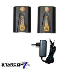 Gerbing 7 Volt batterij pack met lader - B7V-2500 KIT-0