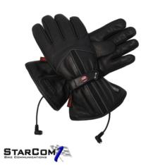 Gerbing G12 Lederen verwarmde Handschoenen met Junior controller -0