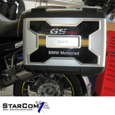 BMW Vario Koffers Motorrad Geel GS Aircooled-0