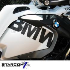BMW GSA LC tot 2016 Tanksticker Zwart (gsemoc bmw)-0