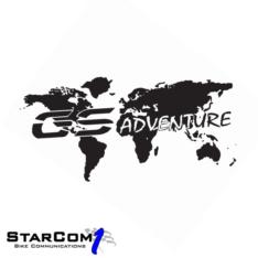 GSA WORD STICKERSET - STARCOM1