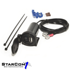 USB aansluiting/socket met aan/uit schakelaar Baas usb6