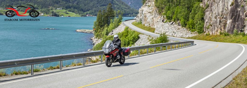 starcom motorreizen noorwegen